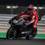 Michele Pirro, probador de Ducati en MotoGP, cree que la moto de 2021 podría alcanzar los 400 km/h