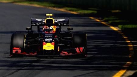 Pierre Gasly Red Bull Australia