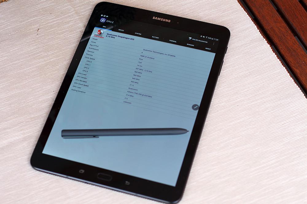 Foto de Samsung Galaxy Tab S3 (14/21)