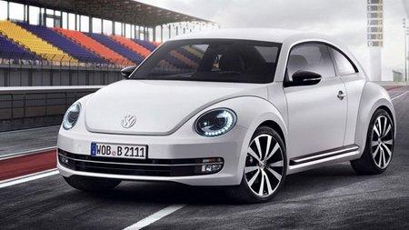 A la vista el Volkswagen Beetle R, el escarabajo moderno más deportivo