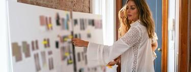 A la espera de que salga la primera colección de ropa de Olivia Palermo, la socialité viste de Zara