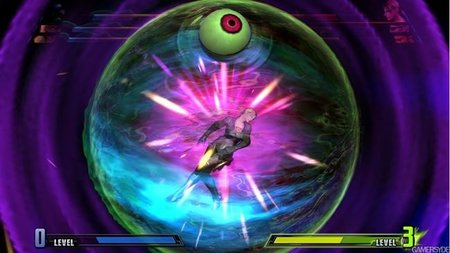 'Marvel vs. Capcom 3'. Jill y Shuma en acción