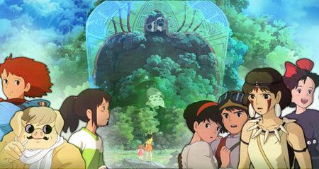 Studio Ghibli lanza en España sus grandes clásicos, incluidos algunos inéditos