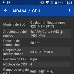 Foto 2 de 16 de la galería software-del-wiko-view en Xataka Android