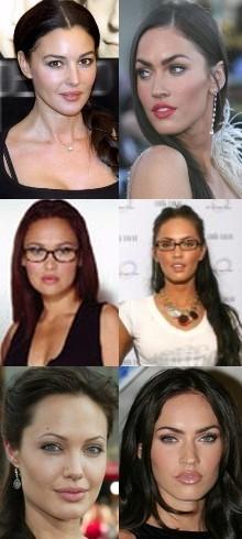 Megan Fox ha sido clonada