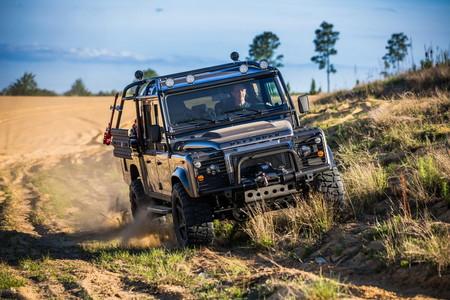 Land Rover Defender Tuning Project Viper Ecd 1