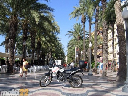 Derbi Terra Adventure 125 Granda-Alicante