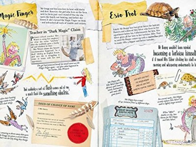 'Los fantastibulosos mundos de Roald Dahl', un libro para los que nos negamos a crecer