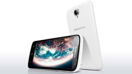 Lenovo S820, precio y disponibilidad en México con Telcel