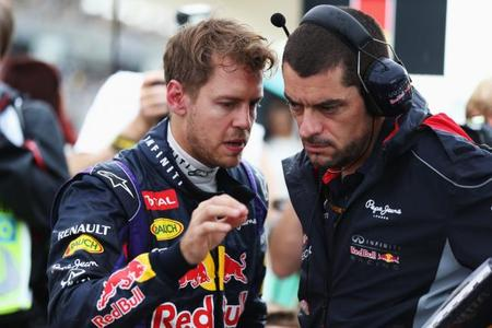 Sebastian Vettel tendrá nuevo ingeniero de carrera en 2015