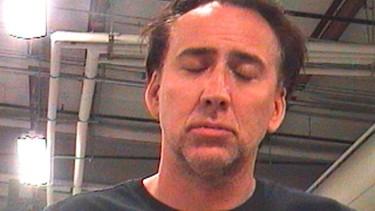 Los hay que salen mal en las fichas policiales, y luego está Nicolas Cage