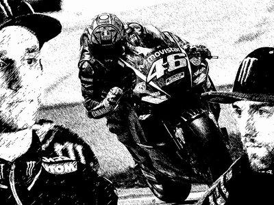 La oportunidad que Zarco y Folger podrían haber estado esperando: la lesión de Valentino Rossi