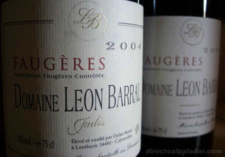Léon Barral Faugères Jadis 2004