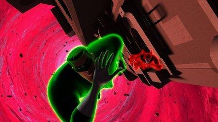 Green Lantern  - Hal Jordan y Razer