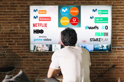 Cine y series, fútbol o todo: así plantean Movistar, Vodafone y Orange su apuesta televisiva en la vuelta al cole