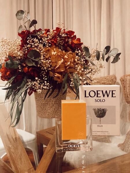 Loewe tiene un nuevo perfume con un aroma mitad afrutado mitad floral que aporta alegría y vitalidad (sin el que ya no puedo vivir)