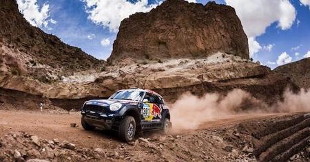 Dakar 2015: El MINI All4 Racing vuelve a ganar el Dakar