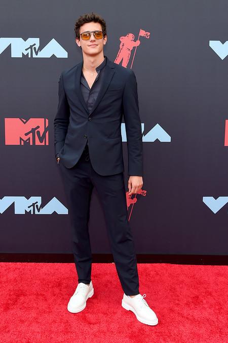 Xavier Serrano Alfombra Roja Mtv Video Music Awards 2019 03