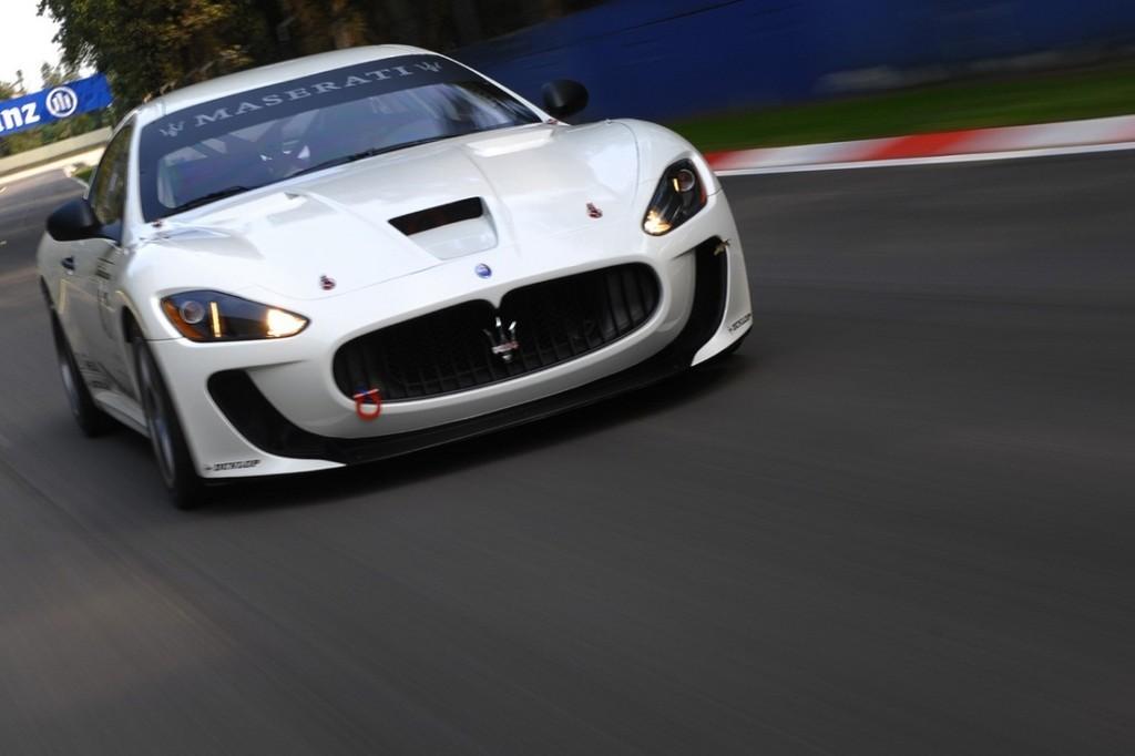 Foto de Maserati Gran Turismo MC Corse Concept  (10/12)