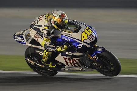 MotoGP 2010: Valentino Rossi contra todos
