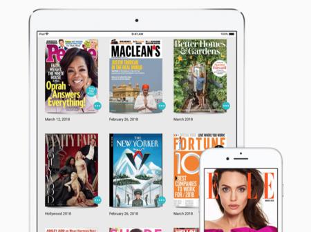 Apple baja el precio de la suscripción en Texture: de 14,99 a 9,99 dólares mensuales