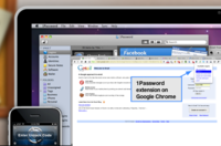 1Password soportará en breve Google Chrome