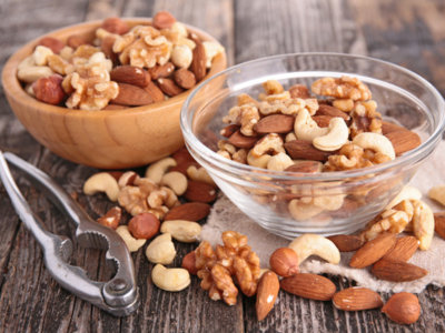Cuatro buenas razones para consumir frutos secos si quieres perder peso