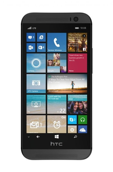 HTC volverá a la carga con un One (M8) ejecutando Windows Phone 8.1