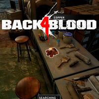Baraja de generación de monedas en Back 4 Blood