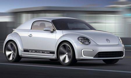 Volkswagen da a conocer su E-Bugster en Detroit
