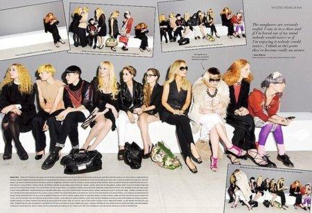 La versión travestida de las gurús de la moda, by Candy Magazine