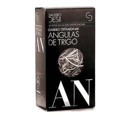 Angulas de trigo de Sandro Desii