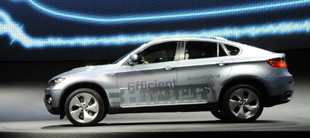 """BMW, vehículo """"verde"""" oficial de los JJ.OO. de 2012"""
