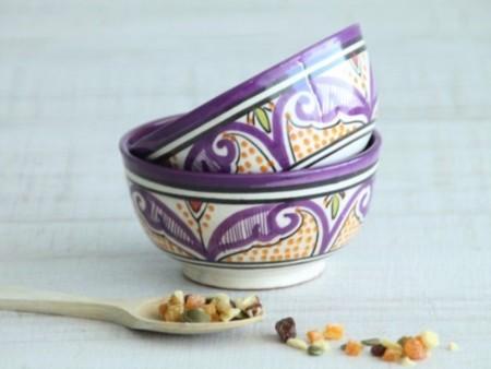 cerámica marroquí boles