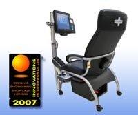 [CES 2007] Silla multimedia, última tecnología