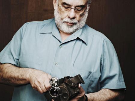 Francis Ford Coppola relanza su web para ayudar a los cortometrajistas