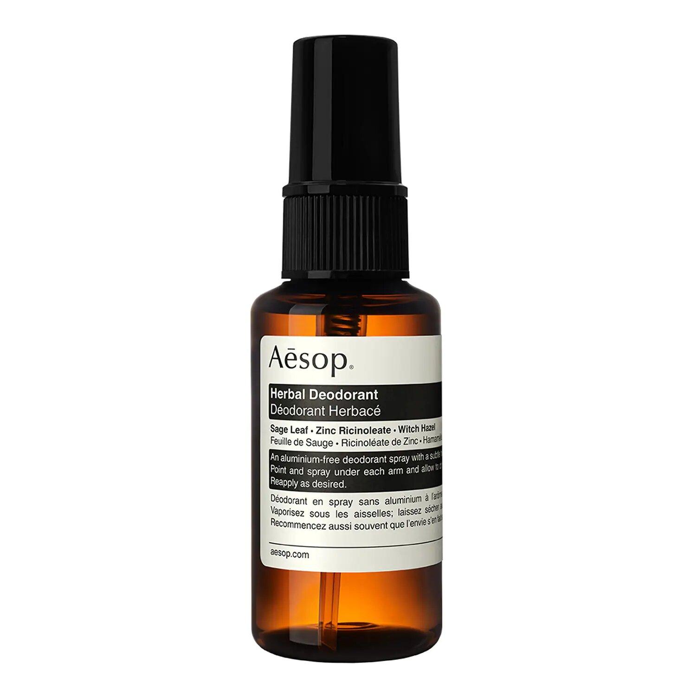 Desodorante herbáceo sin aluminio Desodorante en espray Aesop