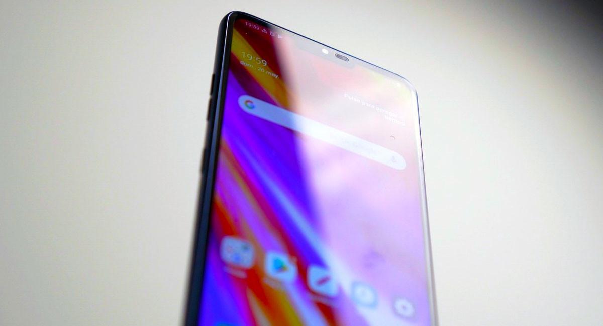 El LG G8 podrá duplicar su pantalla acoplando otra pantalla opcional, según rumores