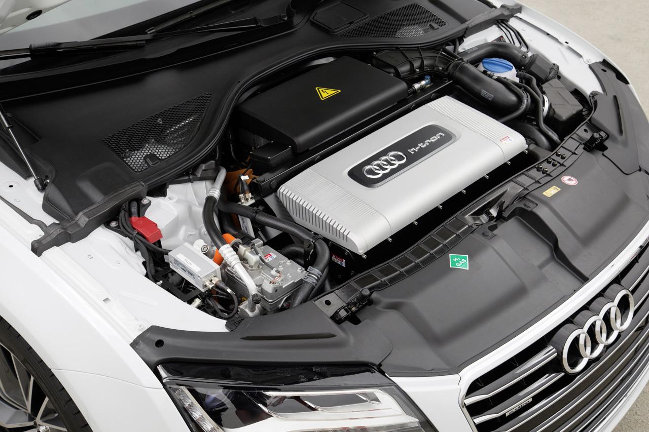 Foto de Audi A7 Sportback h-tron quattro (21/49)