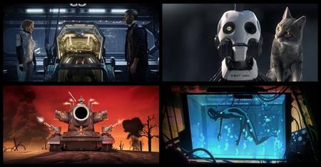 'Love, Death + Robots': una salvajada visual que preparan Netflix y David Fincher en forma de 18 cortos de animación para adultos