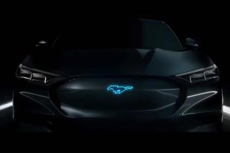 Muscle car eléctrico a la vista, Ford registra los nombres Mach-E y Mustang Mach-E
