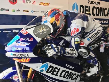 Jorge Martín se lleva por una milésima la pole de Moto3 en el GP de Gran Bretaña