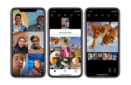 Instagram lanza Co-Watching: ver las mismas fotos mientras 'videollamas' a tus amigos ya es posible