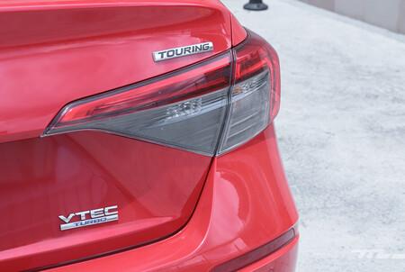 Honda Civic 2022 Opiniones Prueba Mexico 13