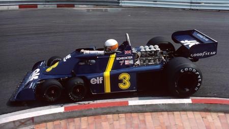 Recordamos el Tyrrell P34, el coche de seis ruedas que ganó una carrera pero no pudo revolucionar la Fórmula 1