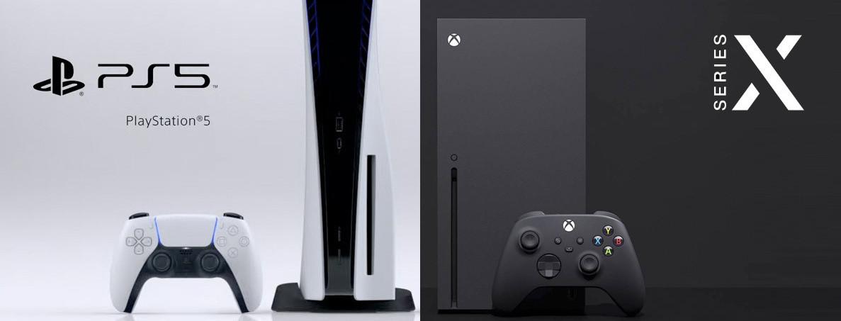Ahora Que Ya Conocemos Los Disenos De Ps5 Y Xbox Series X Hablemos Del Tema