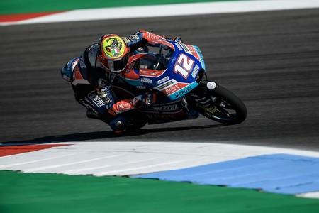 Marco Bezzecchi Gp Holanda Moto3 2018