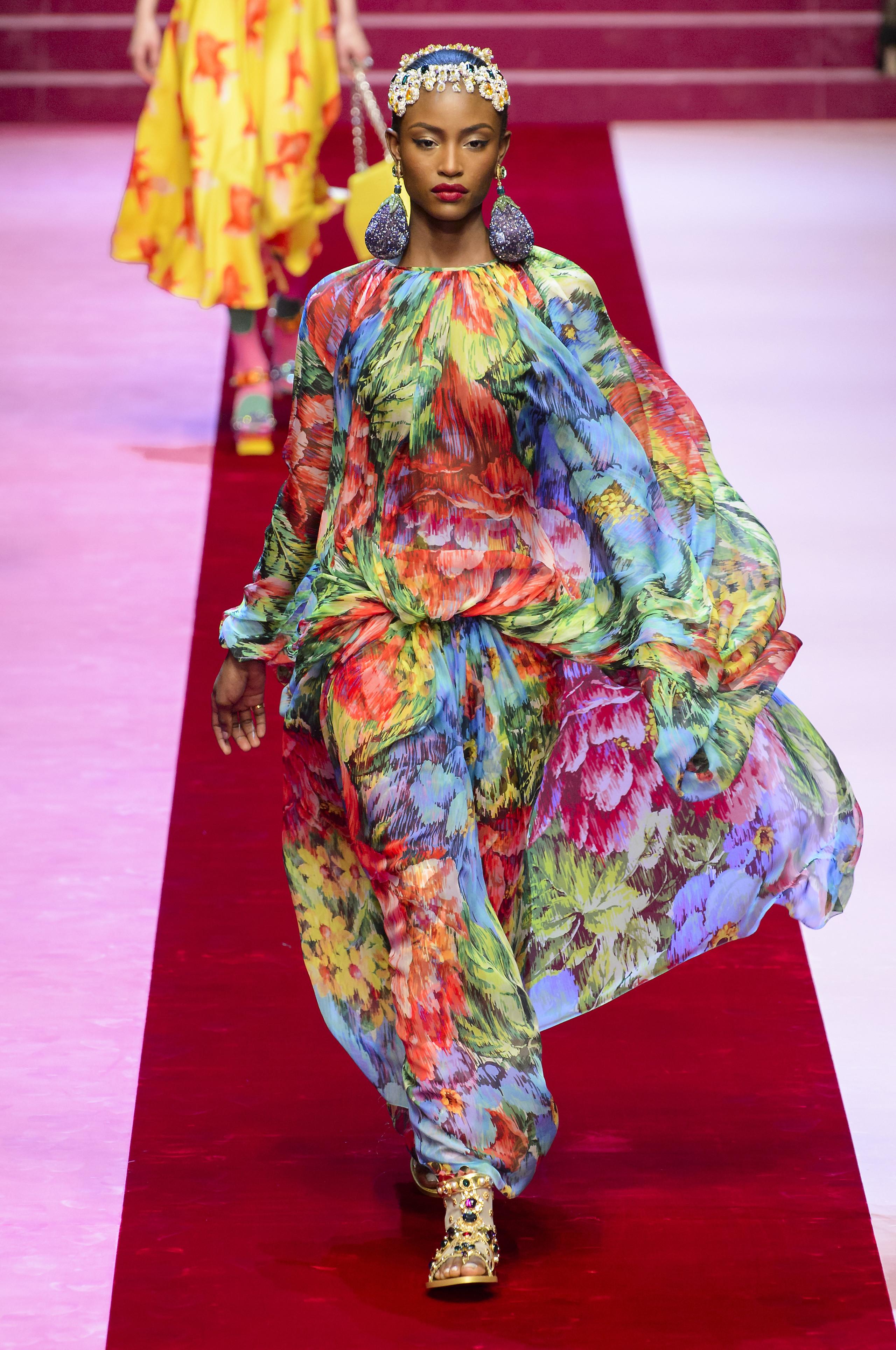 Foto de Dolce&Gabbana Primavera/Verano 2018 (80/106)