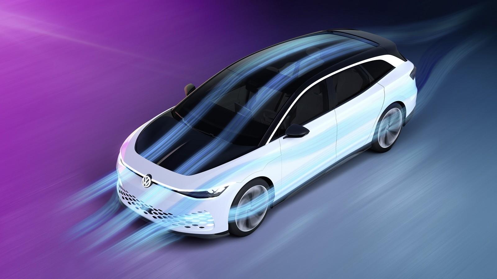 Foto de Volkswagen ID. Space Vizzion Concept (11/32)