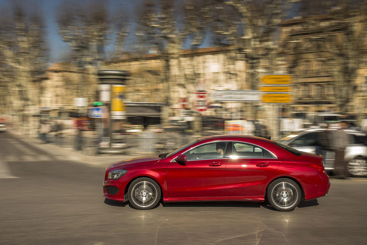 Foto de Mercedes-Benz Clase CLA (Saint-Tropez) (46/51)